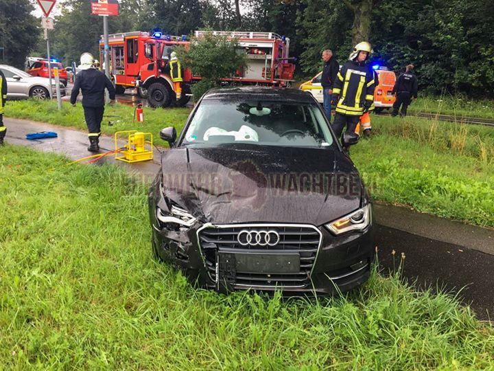 Verkehrsunfall in Pech (10.08.20