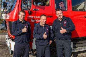 Unsere Brandschutzerzieher